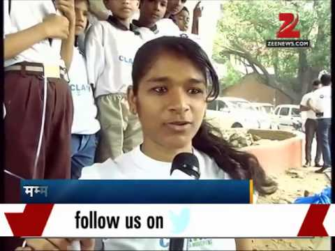 Kids suffer the most as Delhi air pollution worsens