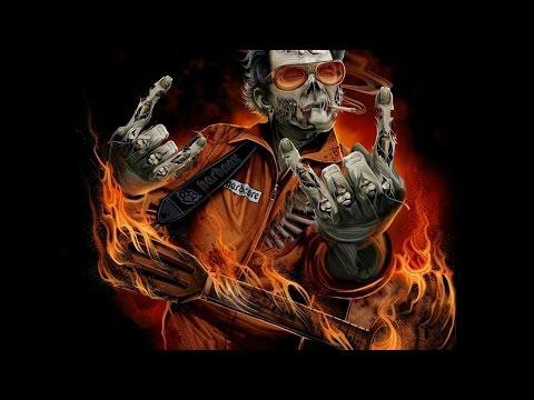 Hard Rock music instrumental compilation 205 150