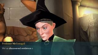 [Harry Potter Hogwarts Mystery] IN HOT WATER WITH PROFESSOR MCGONAGALL