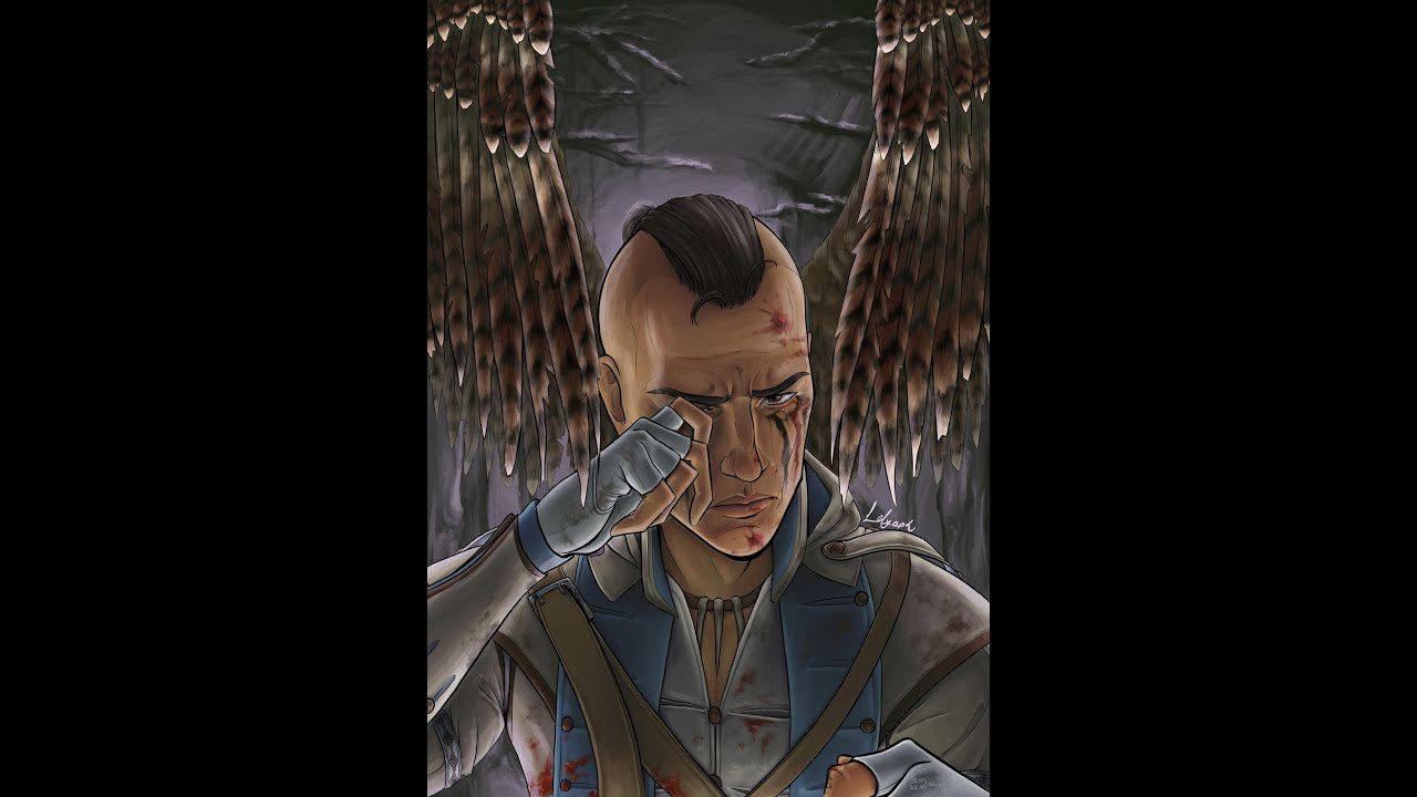 Assassin S Creed Iii Connor Kenway Ratohnhaketon Fanart