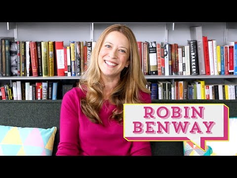 Epic Author Facts: Robin Benway  Far From the Tree