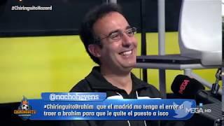 El 🐓'GALLO'🐓 de Josep Pedrerol que HIZO PARTIRSE DE RISA a todo el plató
