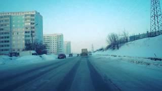Новосибирск, короче... Выпуск 10. Новосибирск в минус 33.<