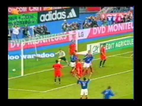 2002 (May 18) France 1-Belgium 2 (Friendly).avi