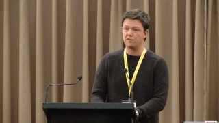Self-harm and suicidal behaviour in adolescence - Associate Professor Marc Wilson (2013)