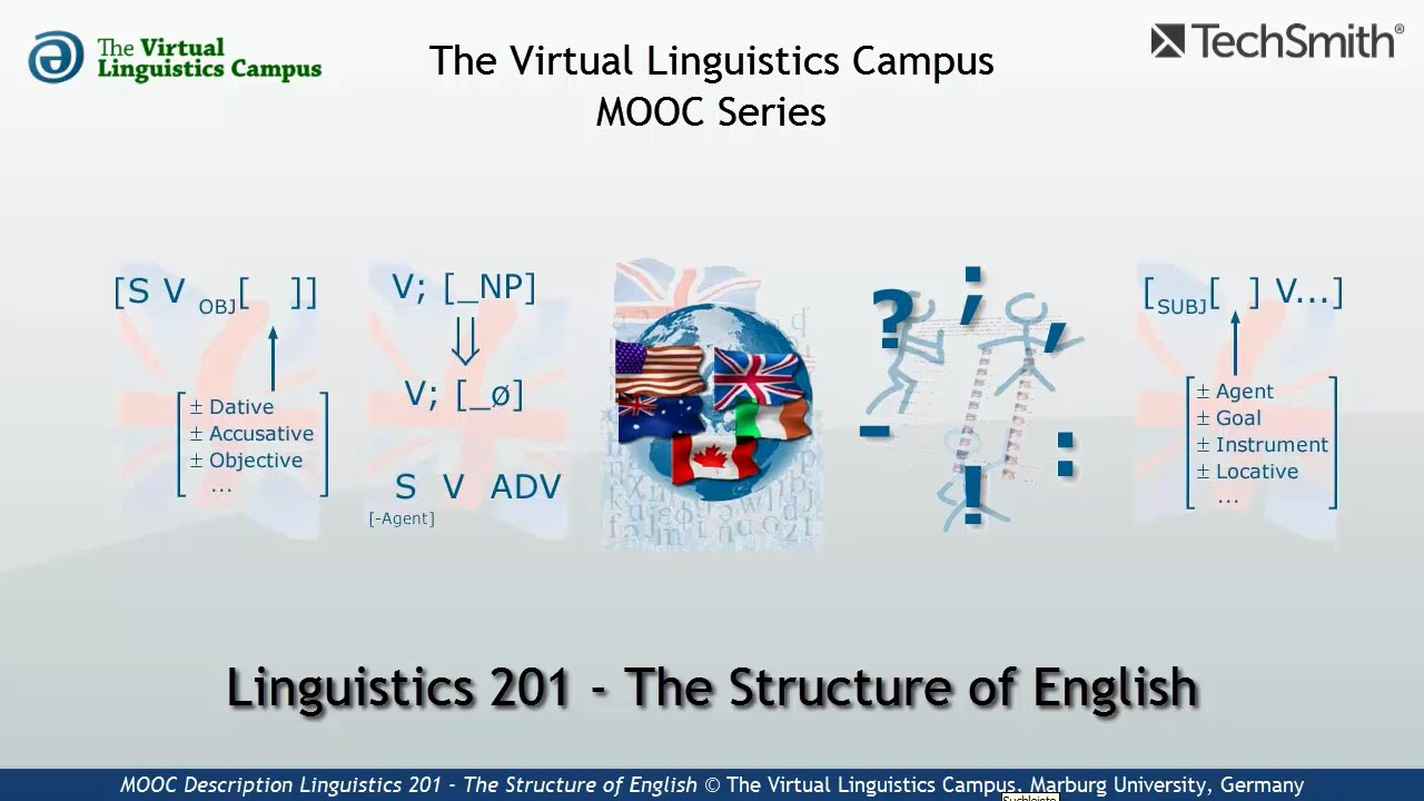Pmooc description linguistics 201 the structure of english youtube pmooc description linguistics 201 the structure of english ccuart Images