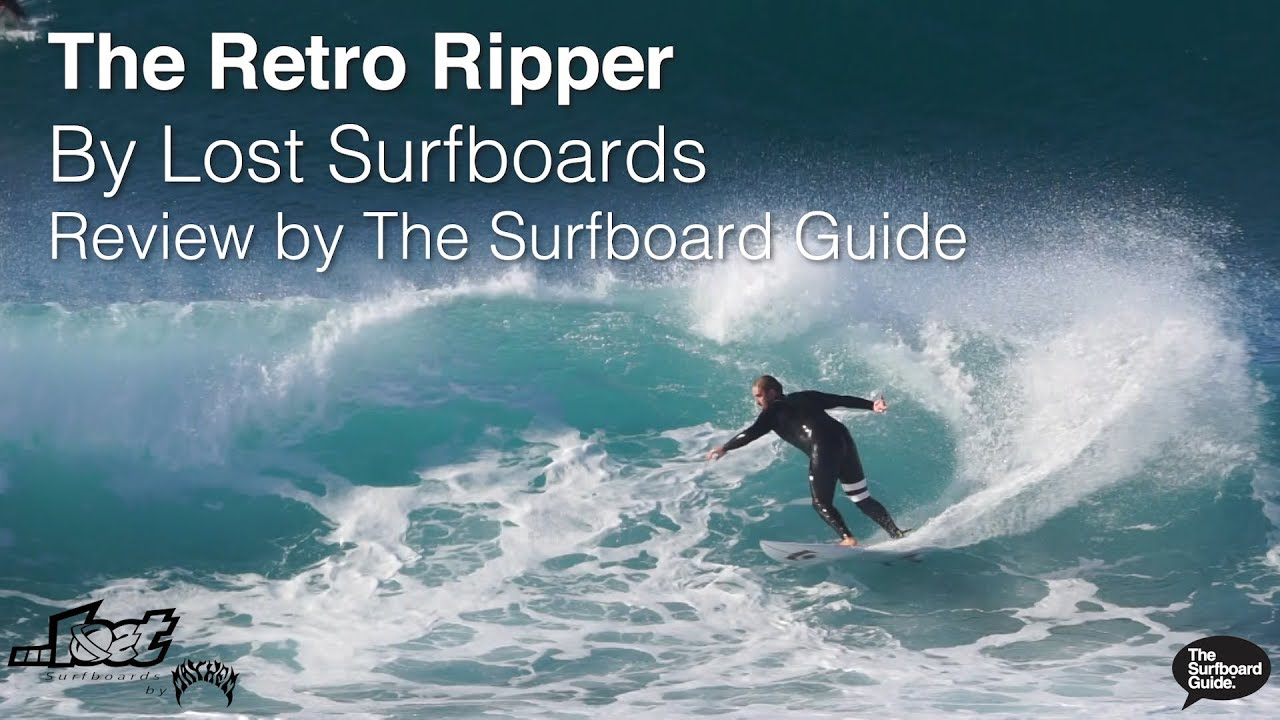 852b0d6811 Lost Surfboards Retro Ripper + Futures Fins Legacy Series Review - The  Surfboard Guide
