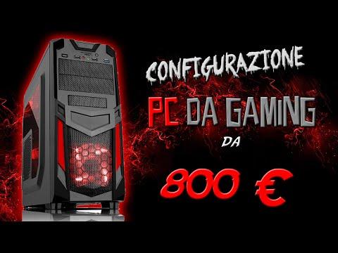 Una Configurazione di PC Gaming da 800€ circa (I PREZZI POSSONO VARIARE)