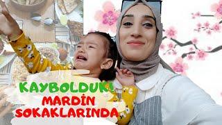 Mardin Midyat | Mardin, çarşı, pazar ve efsane yemekler #vlog 👣 Mezepotamya