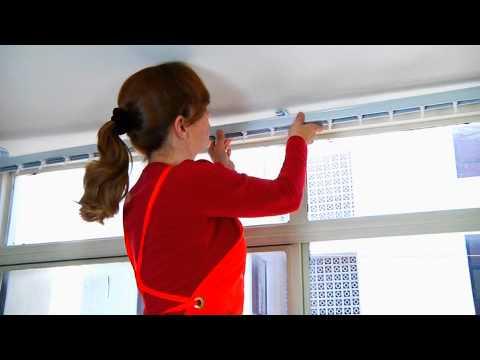 C mo instalar persianas youtube - Como colocar la cuerda de una persiana ...