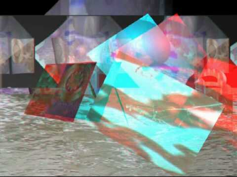 jet lag 2 (3d stereoscopic for red-cyan)