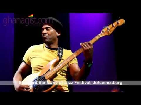 Standard Bank Joy of Jazz Festival 2015