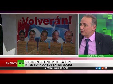 """'Los Cinco': """"Un cubano con dos cadenas perpetuas en EE.UU. no sale de un día para otro"""""""