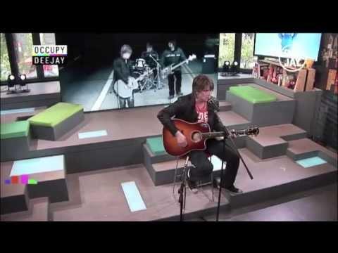 Goo Goo Dolls Iris live acoustic 2013