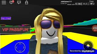 First Videoo-playing Roblox (Juh Games