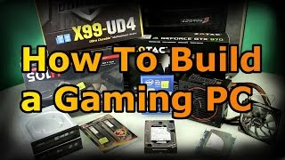 How To Build A Computer In 30 Minutes - 2000$ Gaming Pc 2014 [hd]