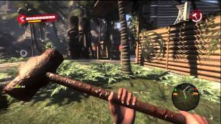 "Game Fails: Dead Island ""Sadly, Susie remembered her exercise allergy too late"""