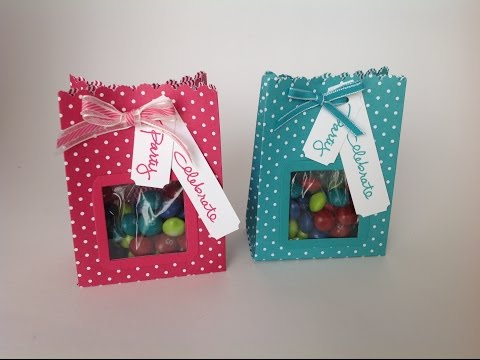 Birthday Party Treat Bag