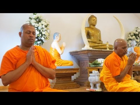 Atanatiya Sutta by Bhante Devananda Grand Opening Ceremony Indiana Buddhist Temple