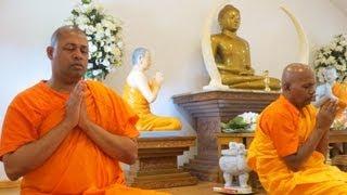 Atanatiya Sutta by Bhante Devananda Grand Opening Ceremony Indiana Buddhist Temple