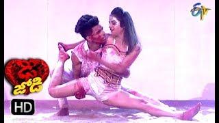 PremSarkar and Garima Performance   Dhee Jodi   31st October 2018   ETV Telugu