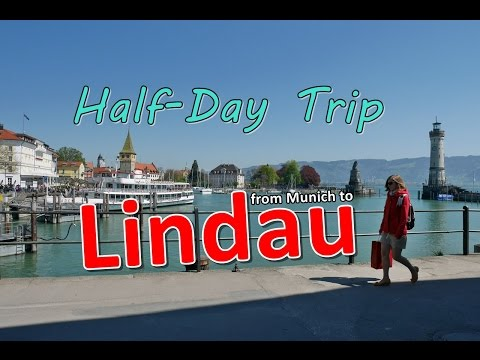 GoNoGuide SS1 EP66 -  Lindau เที่ยวลินเดา เกาะกลางทะเลสาบ Constance ชายแดนเยอรมัน ออสเตรีย สวิส
