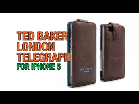 Ted Baker London Case Review for iPhone 5
