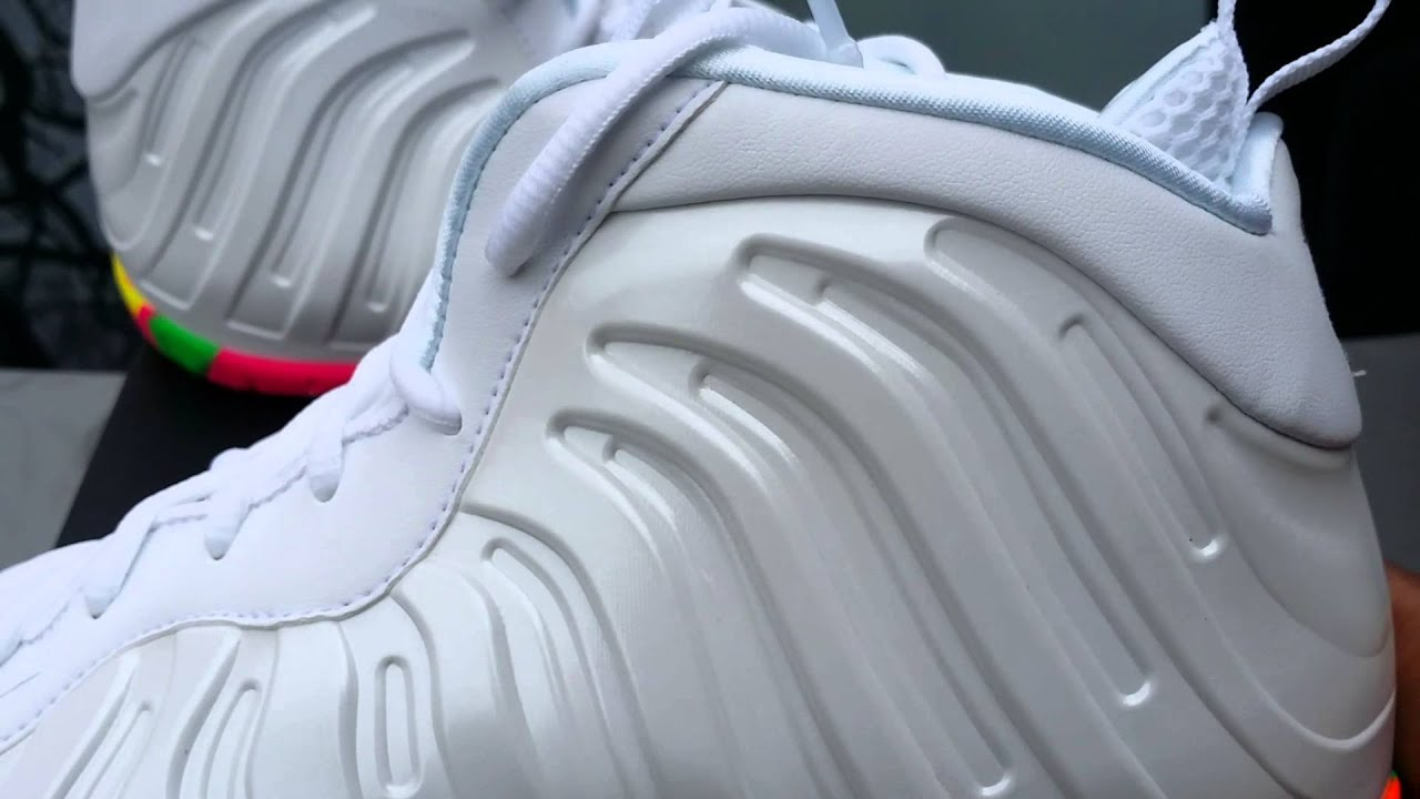 2a3f435a5c1 Nike Little Posite One (GS)  Fruity Pebbles  - YouTube