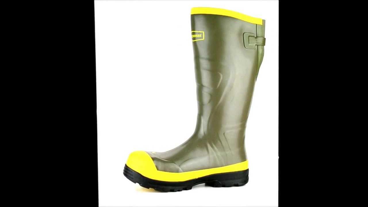 Lacrosse Steel Toe Shoes