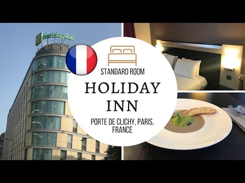 Holiday Inn PARIS Porte De Clichy, Standard Room, France
