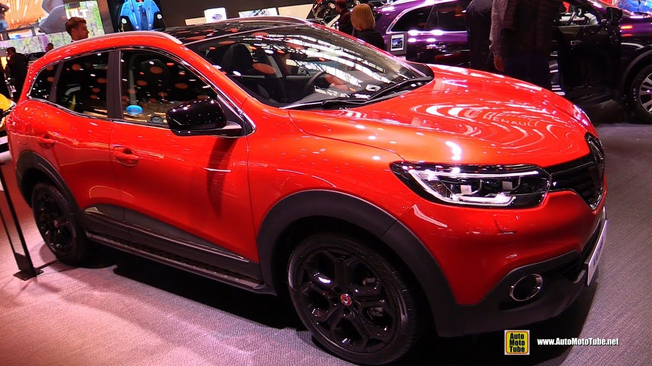 2018 renault kadjar exterior and interior walkaround 2017 frankfurt auto show youtube. Black Bedroom Furniture Sets. Home Design Ideas