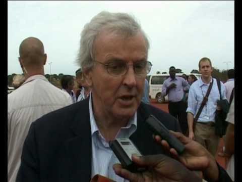 MaximsNewsNetwork: SOUTH SUDAN - HUMANITARIAN CRISIS UN's JOHN HOLMES (UNMIS)
