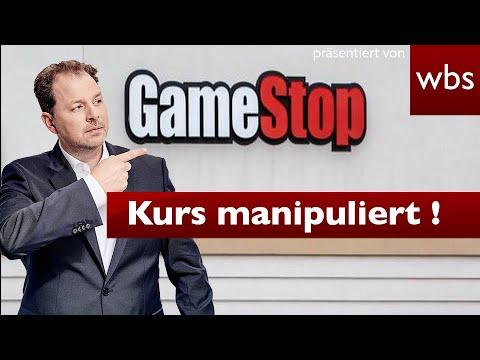 GameStop Aktie: 5.000% PLUS durch Marktmanipulation - Knast für Trader?