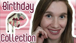Kylie Cosmetics | Birthday Collection | 2019 | Unboxing, Try-on