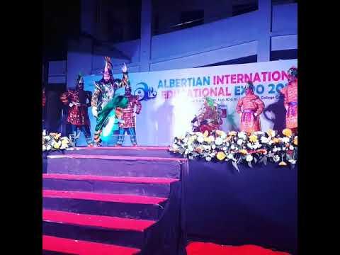 Chavittunadakam @ St. Albert's College Expo
