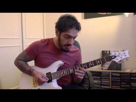 How to play 'Second Heartbeat' by Avenged Sevenfold Guitar Solo Lesson w/tabs