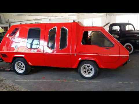 1971 VW PHOENIX VAN as seen on Craigslist Slideshow