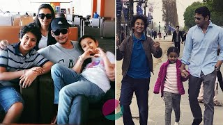 Mahesh Babu Family Members Wife, Son, Daughter, Father, Mother Photos & Biography
