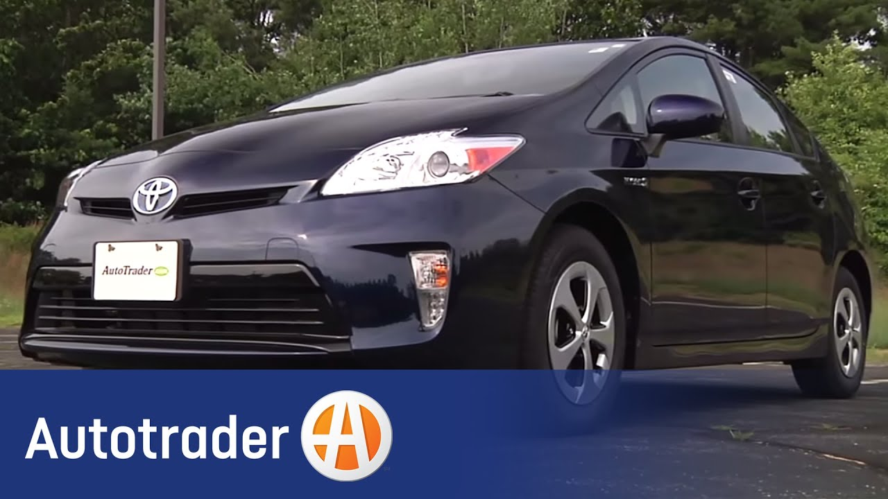 2017 Toyota Prius Hybrid New Car Review Autotrader