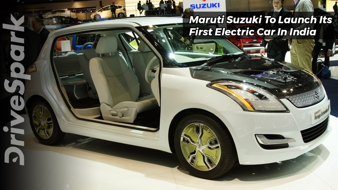 maruti suzuki electric car india launch details - drivespark - youtube
