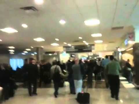 Atlanta Airport Disaster False Alarm