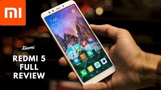 Xiaomi Redmi 5 India Review | First in India | Best Budget Smartphone of 2018?
