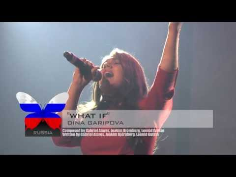 Dina Garipova - What If - Russia (Live at Eurovision in Concert 2013)