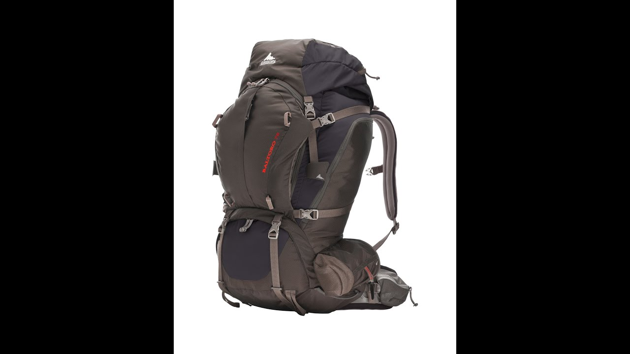 Gregory Baltoro 75 Pack Preview The Outdoor Gear