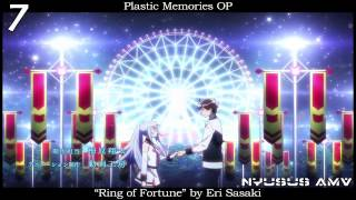 My Top 10 Anime Openings of Spring 2015