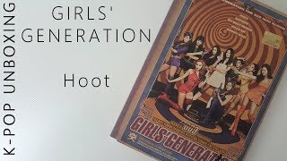Baixar Girls' Generation SNSD 소녀시대 Hoot (+ Photocard Reveal) | Unboxing