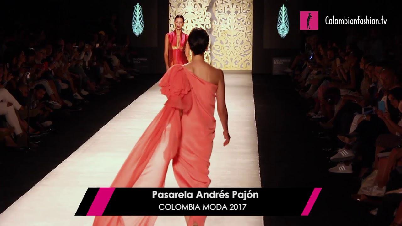 Pasarela Andrés Pajón - Colombiamoda 2017