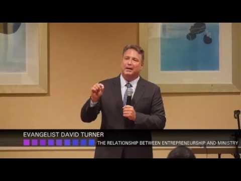 NTM Conference 2017 - Evangelist David Turner