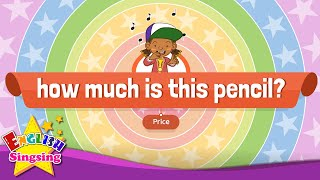 [Counting] How much is this pencil? - Educational Rap for Kids - English song with lyrics