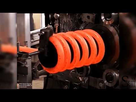 Oddly Satisfying Industrial Processes